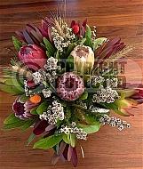 Protea floral arrangement