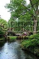 Christchurch Botanic Gardens, River Avon